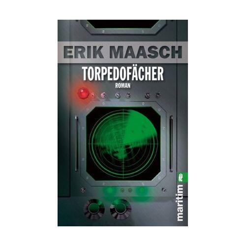 Erik Maasch - Torpedofächer (Ein Arne-Thomsen-Roman) - Preis vom 31.03.2020 04:56:10 h