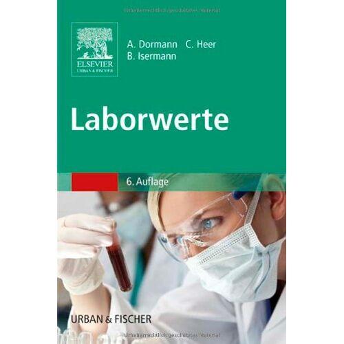 Dormann, Arno J. - Laborwerte - Preis vom 09.04.2021 04:50:04 h