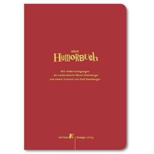 Niccel Steinberger - Mein Humorbuch: Mit einem Vorwort von Emil Steinberger - Preis vom 28.02.2021 06:03:40 h