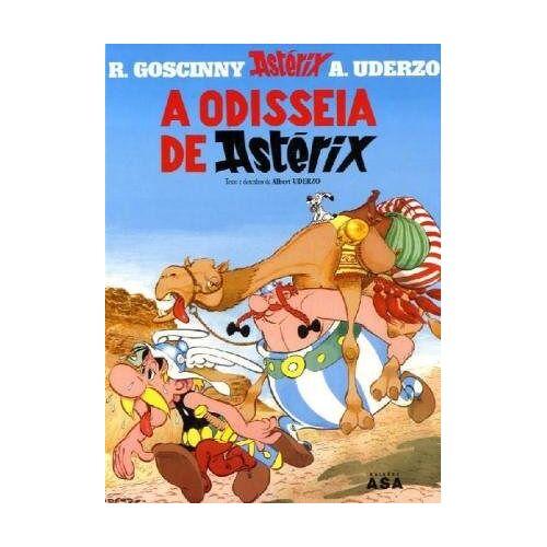 - Asterix, A Odisseia de Asterix - Preis vom 18.10.2020 04:52:00 h