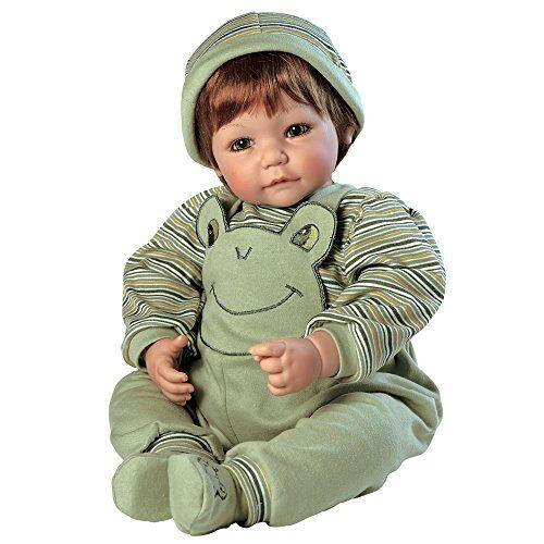 - Adora 2020293 - Froggy Fun Boy, Puppe - Preis vom 20.10.2020 04:55:35 h