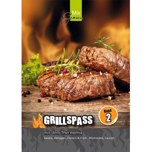 Corinna Wild - GRILLSPASS mit dem Thermomix: Band 2 - Preis vom 24.07.2020 04:55:28 h