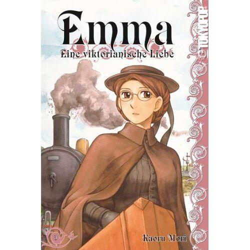 Kaoru Mori - Emma Bd. 3 Eine viktorianische Liebe - Preis vom 20.10.2020 04:55:35 h