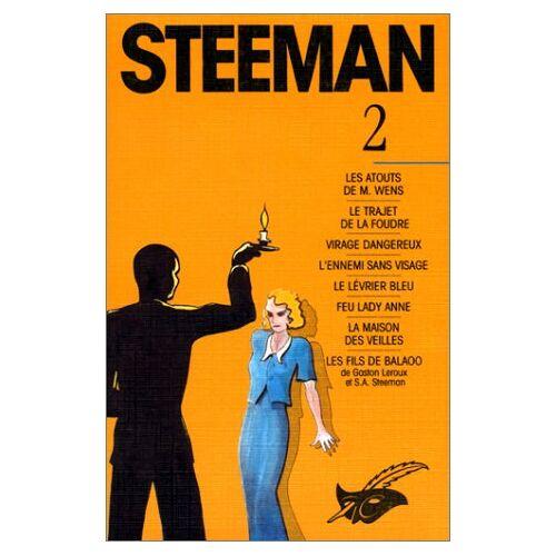 Stanislas-André Steeman - Steeman : Tome 2 (Integrales du Masque) - Preis vom 05.09.2020 04:49:05 h