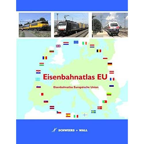 - Eisenbahnatlas EU: Eisenbahnatlas der Europäischen Union - Preis vom 03.09.2020 04:54:11 h