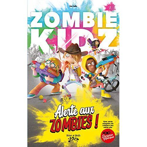 - Zombie Kidz T01: Alerte aux zombies! (Zombie Kidz (1)) - Preis vom 08.05.2021 04:52:27 h
