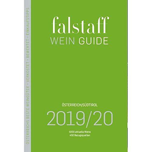 Falstaff Verlags-GmbH - Falstaff Weinguide 2019/20: Österreich/Südtirol - Preis vom 11.05.2021 04:49:30 h