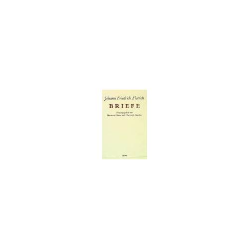 Flattich, Johann Fr. - Briefe - Preis vom 25.02.2021 06:08:03 h