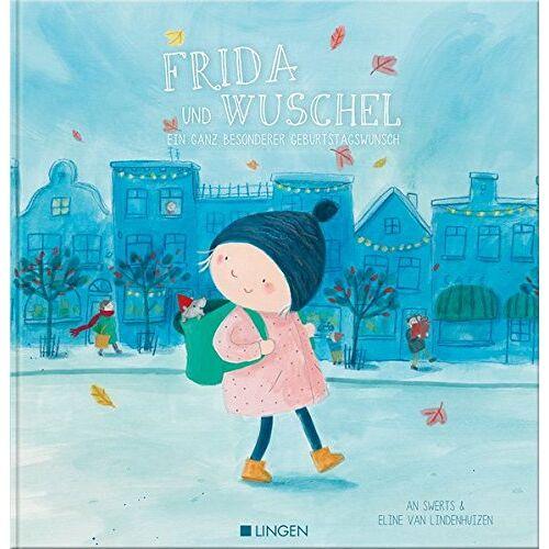 An Swerts - Frida und Wuschel: Ein ganz besonderer Geburtstagswunsch - Preis vom 20.10.2020 04:55:35 h