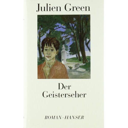 Julien Green - Der Geisterseher: Roman - Preis vom 11.05.2021 04:49:30 h