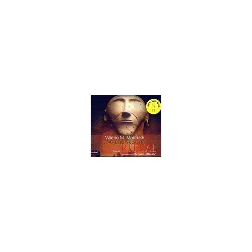 Manfredi, Valerio M. - Das etruskische Ritual. Roman. 6 CDs - Preis vom 20.10.2020 04:55:35 h