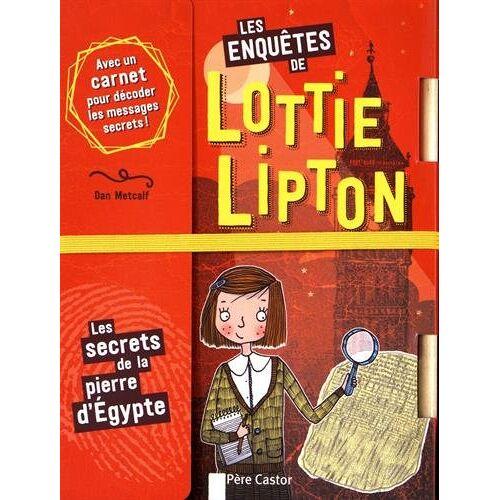 - Les enquêtes de Lottie Lipton : Les secrets de la pierre d'Egypte - Preis vom 16.04.2021 04:54:32 h