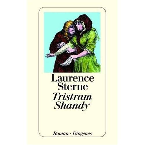 Laurence Sterne - Tristram Shandy - Preis vom 13.04.2021 04:49:48 h