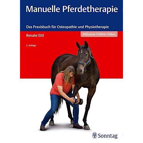 Renate Ettl - Manuelle Pferdetherapie: Das Praxisbuch für Osteopathie und Physiotherapie - Preis vom 25.10.2020 05:48:23 h