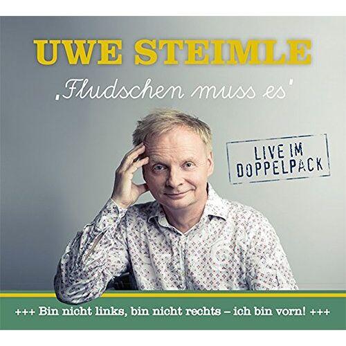 Uwe Steimle - Fludschen muss es - Preis vom 20.10.2020 04:55:35 h