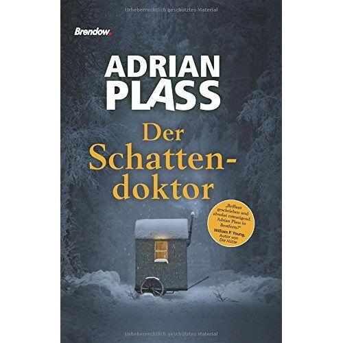 Adrian Plass - Der Schattendoktor: Roman - Preis vom 01.03.2021 06:00:22 h