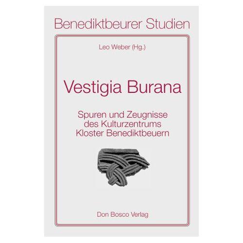 Leo Weber - Vestigia Burana: Spuren und Zeugnisse des Kulturzentrums Kloster Benediktbeuern - Preis vom 23.02.2021 06:05:19 h
