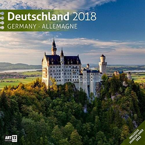 Ackermann Kunstverlag - Deutschland 30x30 2018 - Preis vom 23.01.2020 06:02:57 h