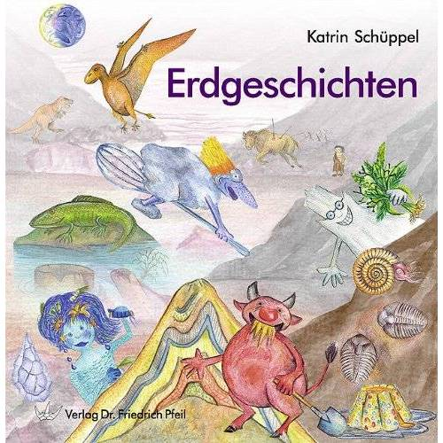 Katrin Schüppel - Erdgeschichten - Preis vom 13.04.2021 04:49:48 h