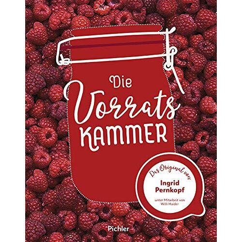 Ingrid Pernkopf - Die Vorratskammer: Pichlers beste Rezepte - Preis vom 25.02.2021 06:08:03 h