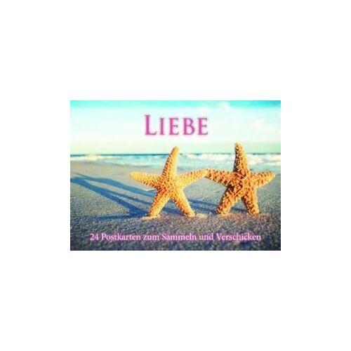 - Postkartenbuch: Liebe: 24 Postkarten zum Sammeln und Verschicken - Preis vom 18.04.2021 04:52:10 h