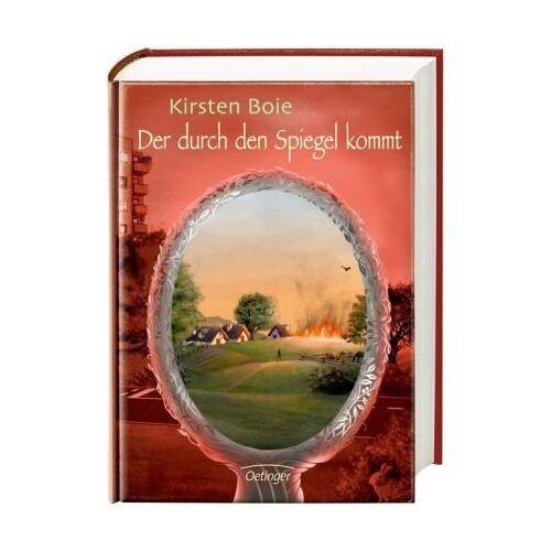 Kirsten Boie - Der durch den Spiegel kommt - Preis vom 20.10.2020 04:55:35 h