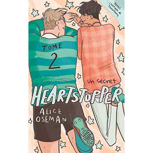 - Heartstopper - Tome 2 - Un secret (Heartstopper (2)) - Preis vom 14.04.2021 04:53:30 h