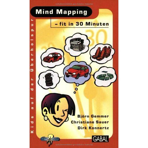 Björn Gemmer - Mind Mapping - fit in 30 Minuten. - Preis vom 05.08.2019 06:12:28 h