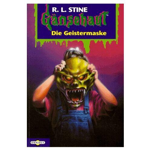 Stine, R. L. - Die Geistermaske: Gänsehaut Bd. 14 - Preis vom 27.02.2021 06:04:24 h