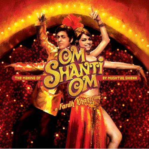 Mushtaq Shiekh - The Making of Om Shanti Om - Preis vom 21.10.2020 04:49:09 h