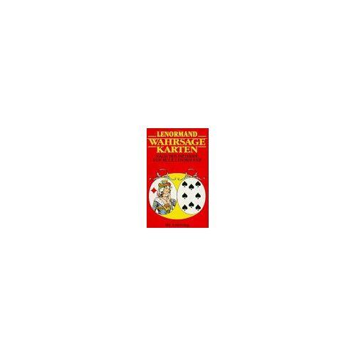 - Lenormand, Wahrsagekarten - Preis vom 26.02.2021 06:01:53 h