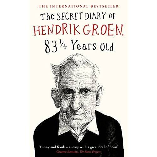 Hendrik Groen - The Secret Diary of Hendrik Groen, 83¼ Years Old - Preis vom 18.04.2021 04:52:10 h