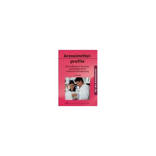 Joachim Framm - Arzneimittelprofile für die Kitteltasche - Preis vom 10.09.2020 04:46:56 h