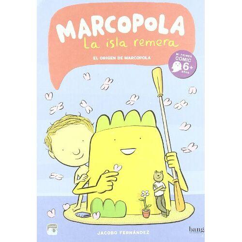 Jacobo Fernández Serrano - Marcopola : la isla remera (Mamut 6+) - Preis vom 20.10.2020 04:55:35 h