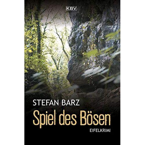 Stefan Barz - Spiel des Bösen: Eifelkrimi (Jan Grimberg) - Preis vom 14.04.2021 04:53:30 h