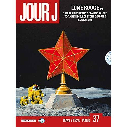 - Jour J, Tome 37 : Lune Rouge 1/3 - Preis vom 17.10.2020 04:55:46 h