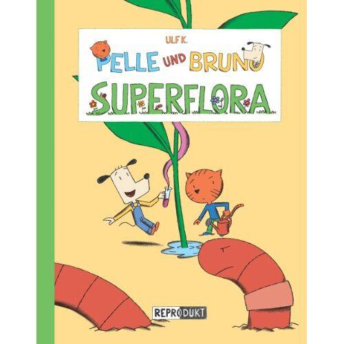Ulf K. - Pelle und Bruno - Superflora - Preis vom 20.10.2020 04:55:35 h