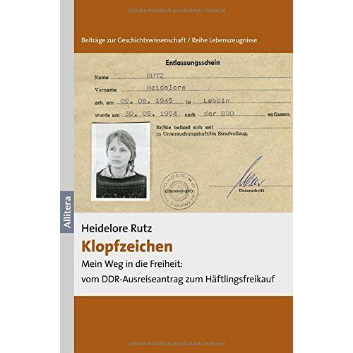 Heidelore Rutz - Klopfzeichen - Preis vom 18.04.2021 04:52:10 h