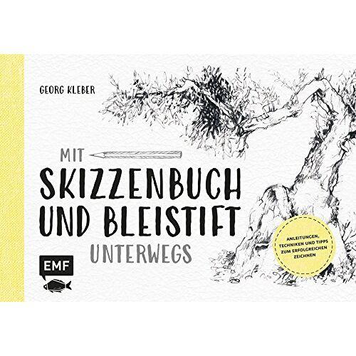 Georg Kleber - Mit Skizzenbuch und Bleistift unterwegs: Anleitungen, Techniken und Tipps zum erfolgreichen Zeichnen - Preis vom 28.02.2021 06:03:40 h