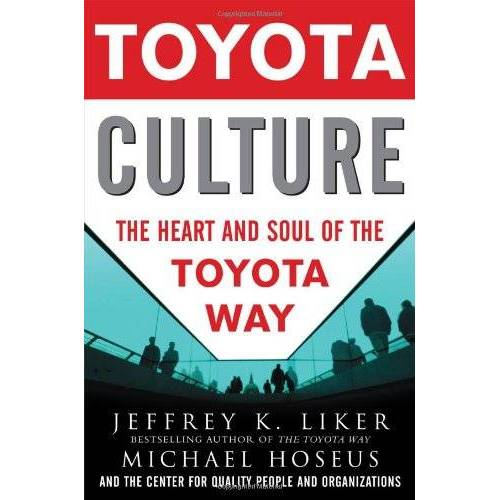 Liker, Jeffrey K. - Toyota Culture: The Heart and Soul of the Toyota Way - Preis vom 31.05.2020 05:05:52 h