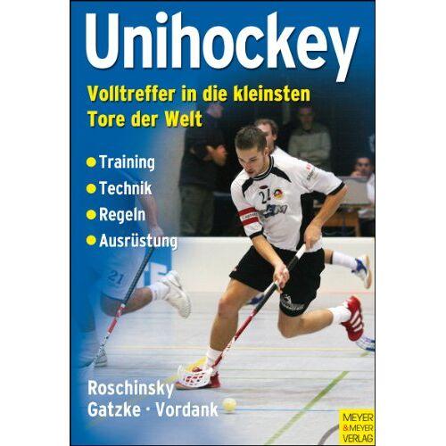 Johannes Roschinsky - Unihockey - Volltreffer in die kleinsten Tore der Welt - Preis vom 04.05.2021 04:55:49 h