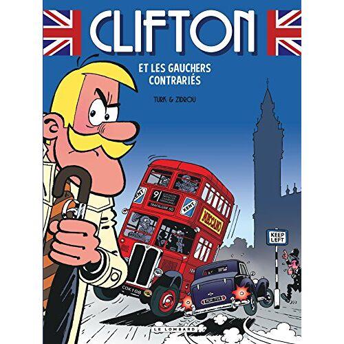 - Clifton, Tome 22 : Clifton et les gauchers contrariés - Preis vom 05.09.2020 04:49:05 h