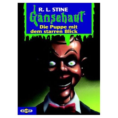 Stine, Robert L. - Gänsehaut Mini. Die Puppe mit dem starren Blick. - Preis vom 16.01.2021 06:04:45 h
