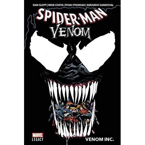 Collectif - Spider-Man/Venom : Venom Inc. - Preis vom 25.01.2021 05:57:21 h