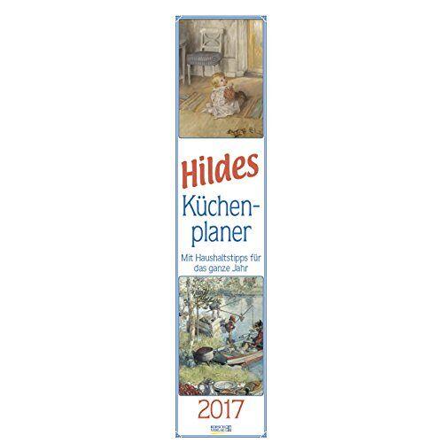 Korsch Verlag - Hildes Küchenplaner 2017: Langplaner - Preis vom 19.09.2019 06:14:33 h