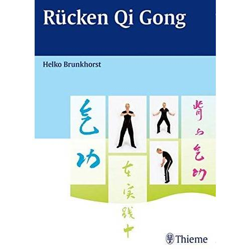 Helko Brunkhorst - Rücken Qi Gong - Preis vom 03.05.2021 04:57:00 h