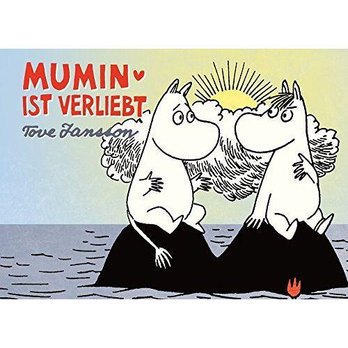 Tove Jansson - Mumin ist verliebt (Mumins) - Preis vom 20.10.2020 04:55:35 h