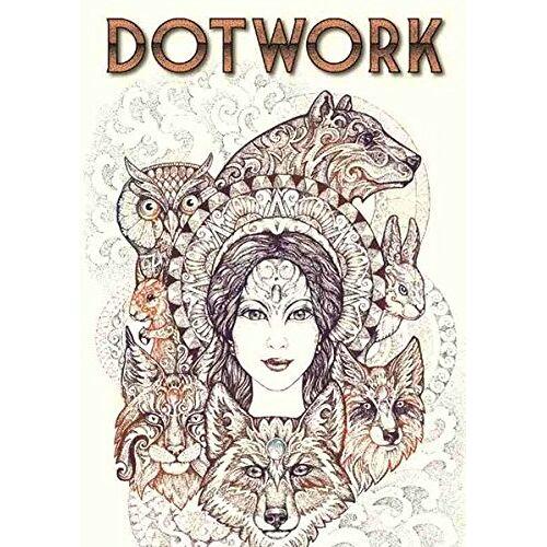 Kruhm Verlag - Dotwork: Tattoo Vorlagen Buch - Preis vom 19.10.2020 04:51:53 h