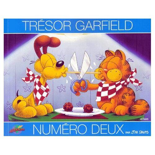Jim Davis - Trésor Garfield. Numéro 2 (Tresors Garfiel) - Preis vom 28.02.2021 06:03:40 h