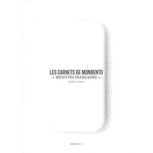 - Monbento Les carnets de Recettes Françaises FR - Preis vom 15.04.2021 04:51:42 h